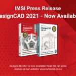 DesignCAD 2021 - IMSI Press Release
